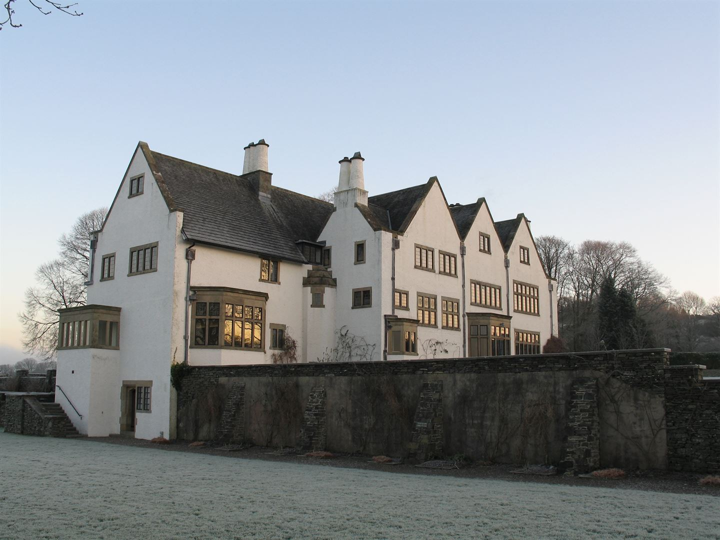 Blackwell The Arts And Crafts House Attractions Lake District